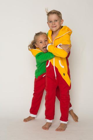 Sofa Killer colourful kids onesie LTU