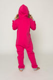 Sofa Killer pink color kids onesie
