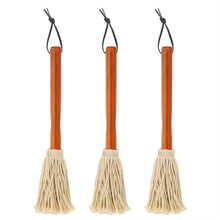 BBQ Basting Mops for Grilling and Sauce 3 Pack
