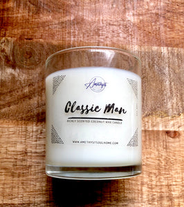 Classic Man 7oz. Candle