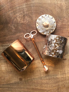 SouLuxe Rose Gold Wick Trimmer
