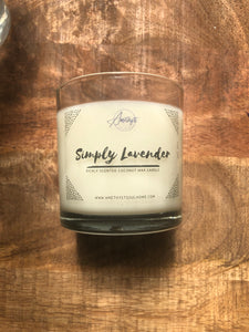 Simply Lavender 7oz. Container