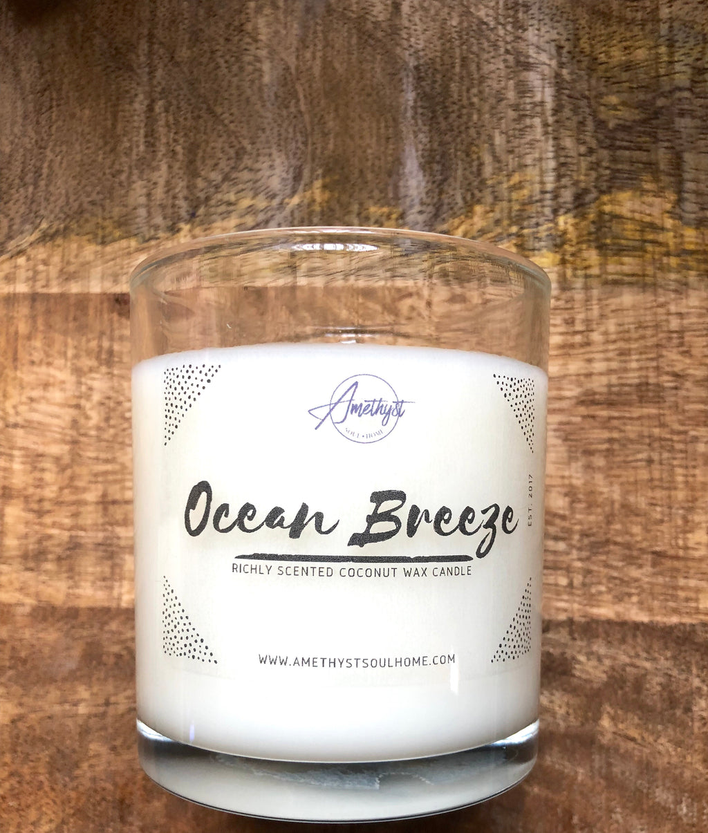 Ocean Breeze 7oz. Container