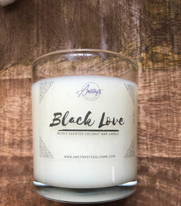 Black Love 7oz Candle
