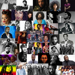 An image of top 50 protest songs artists & musicians