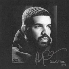"Drake Album ""Scorpion"" Cover"