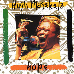 "Hugh Masekela  ""Hope"" Album Cover"