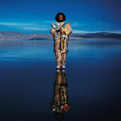 "Kamasi Washington ""Heaven and Earth"" Album Cover"