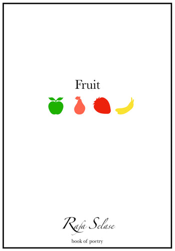 Poem Book about Fruits of the Spirit