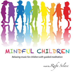 "CD Cover for ""Mindful Children CD"""