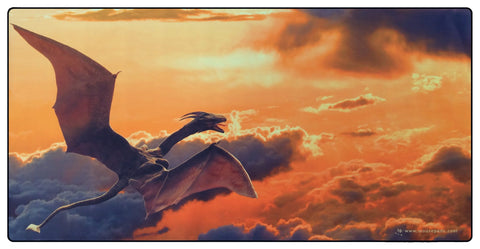 Dragonflight Giant Mouse Pad