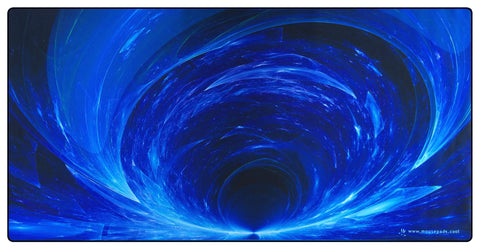 Time Tunnel Giant Mouse Pad