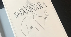 New Auction: Rare The Sword of Shannara Proof