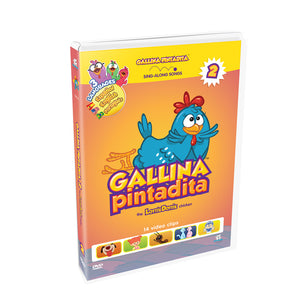 Lottie Dottie Chicken DVD Vol. 2 Multi-language