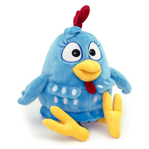 Official Lottie Dottie Chicken Plush Toy