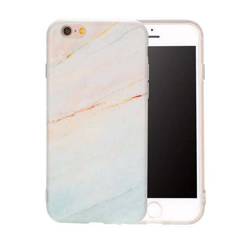 Crema Marble iPhone Case
