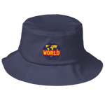 'The Traveler' Old School Bucket Hat