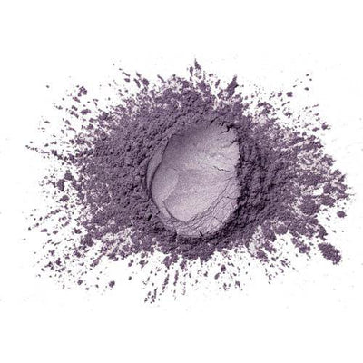 Powder - Soft Lilac - Metallic Paint - water based - faux finish- [Product type] - Metallic Mart