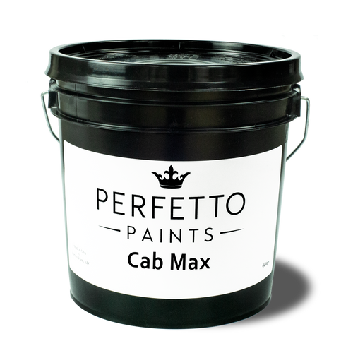 CabMax - Water Based 1k (no catalyst)-Cabinet and Furniture-Maximum Strength Clear Coat - Metallic Paint - water based - faux finish- [Product type] - Metallic Mart