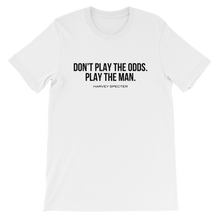 Harvey Specter Quotes T-Shirt (White)