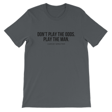 Harvey Specter Quotes T-Shirt (Asphalt)