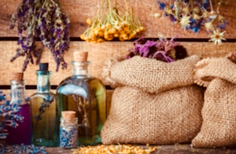Healing Sexual Trauma with Herbal Allies