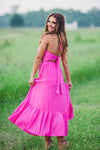 Beyond Blessed Pink Dress - West Avenue