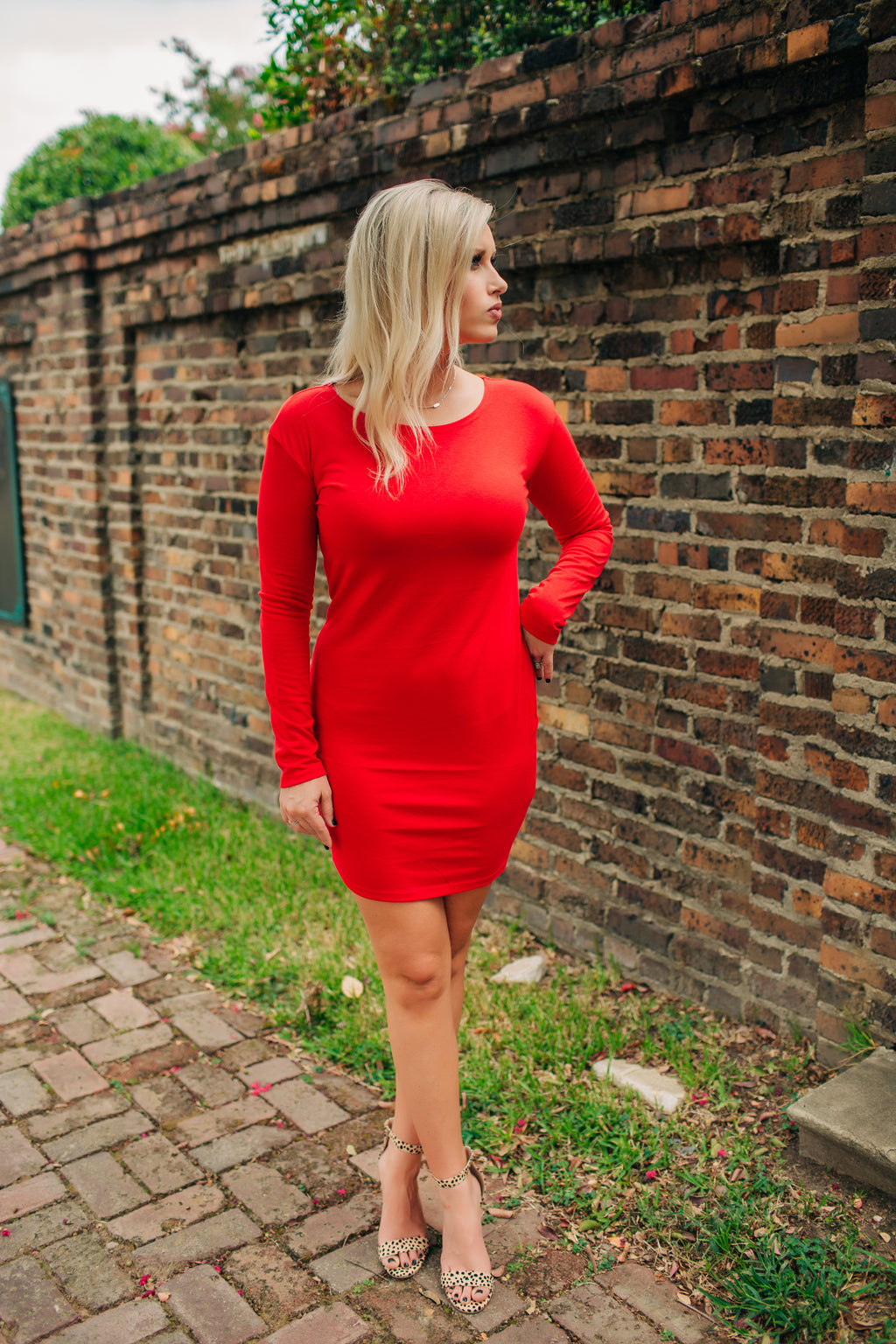 Talking Body Bodycon Dress