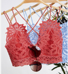 Crochet Lace Bralette - West Avenue
