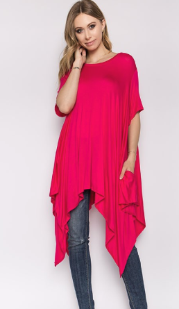 Plus Size Poncho - West Avenue