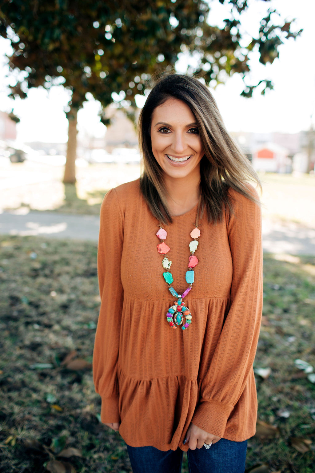 Let It Be Mine Tunic Top