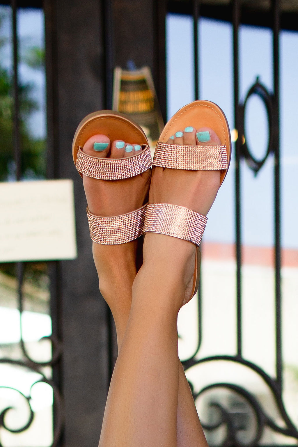 The Penny Sandal - West Avenue