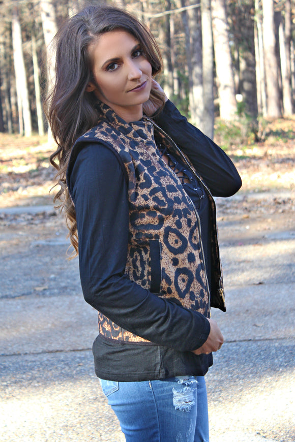 Wild Thang Vest { small - 3XL } - West Avenue