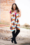 The Olivia Aztec Vest - West Avenue