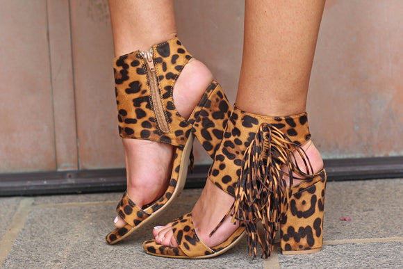 Wild Chic Heels - West Avenue