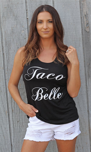 Taco Belle Tank - West Avenue