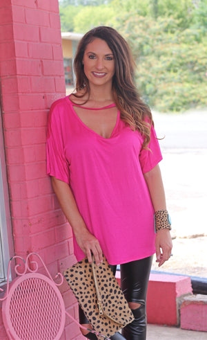 Pink Lady Top - West Avenue