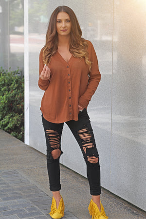 Rust And Ready Top - West Avenue