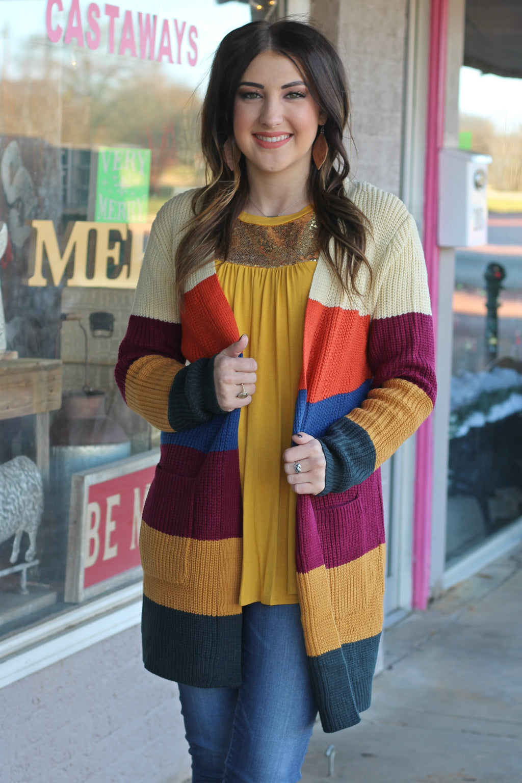 Change Of Season Cardigan - West Avenue