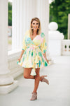 Showstopper Tie Dye Dress - West Avenue