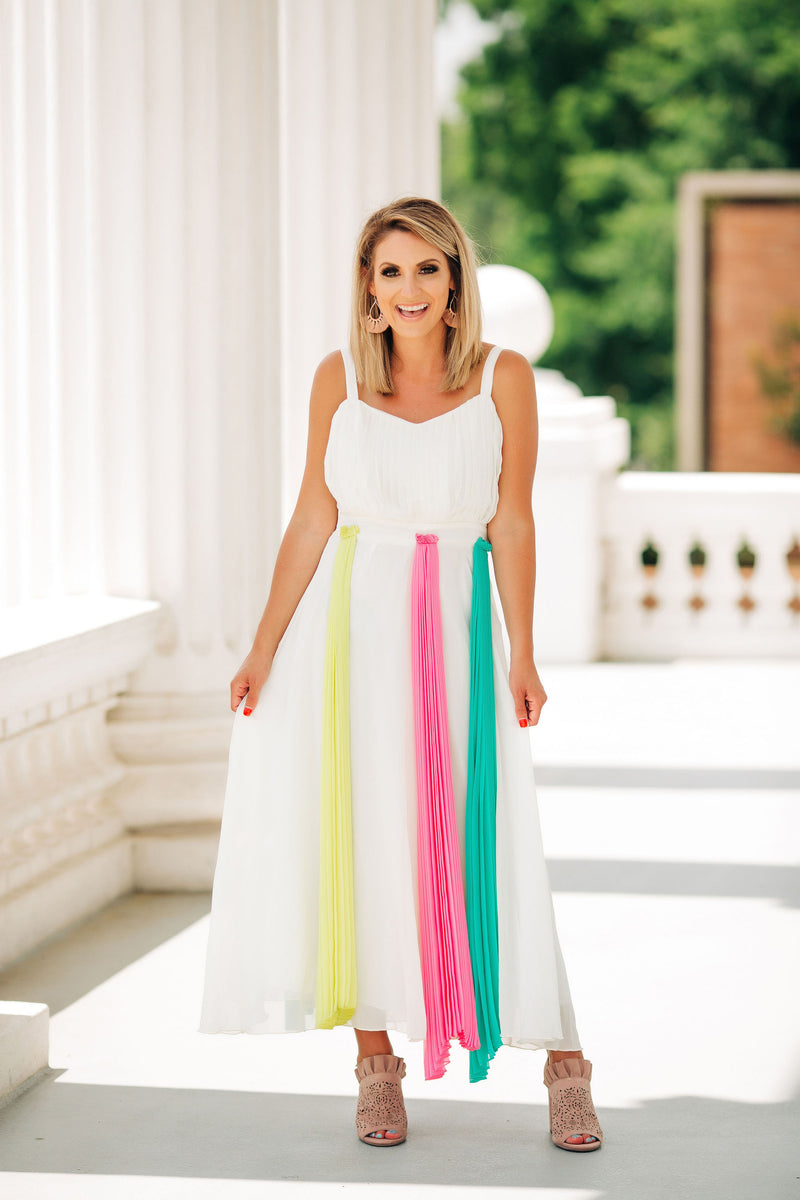 Summer Lovin Midi Dress - West Avenue