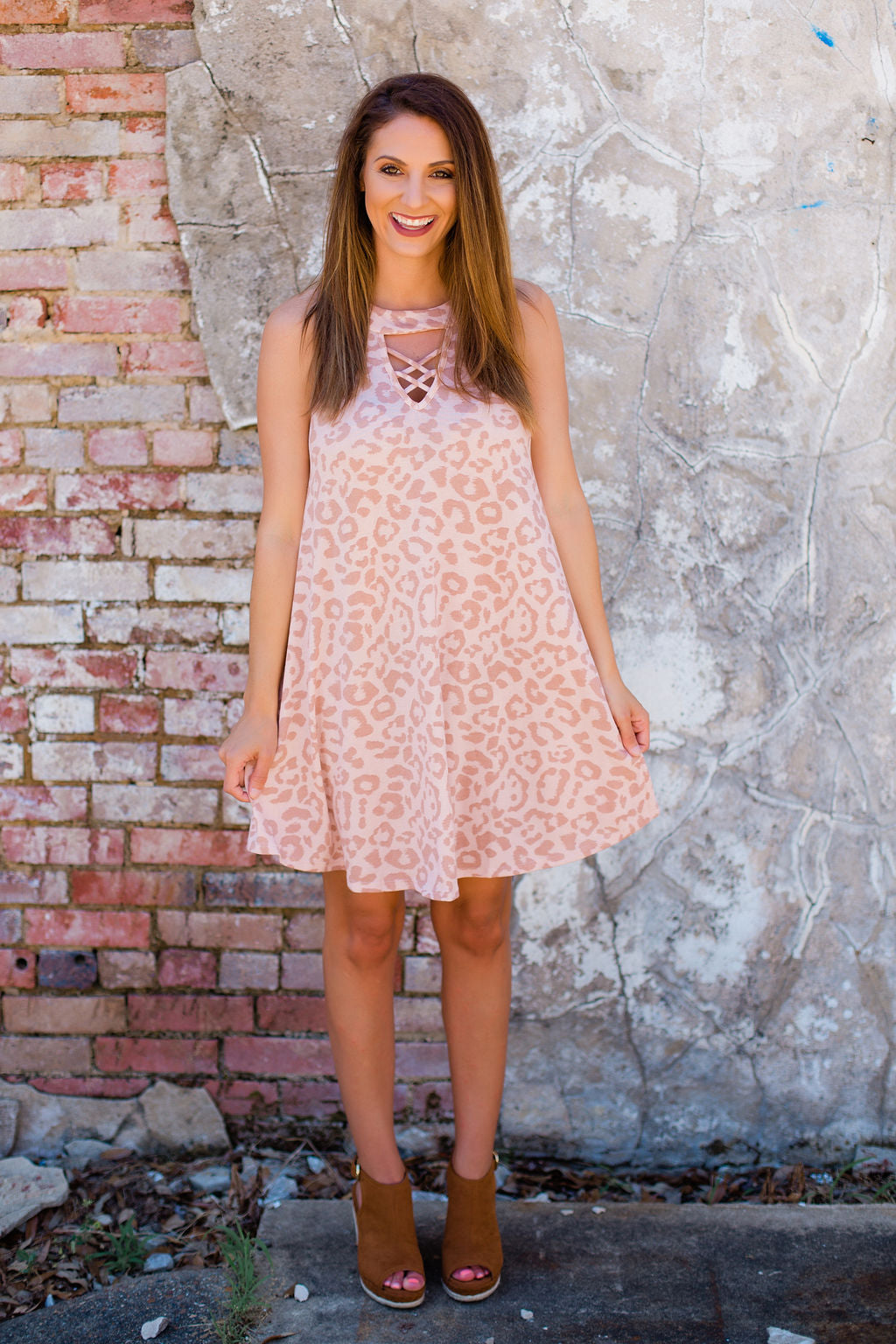 Pink and Pretty Dress - West Avenue