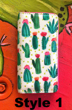 Cactus Wallets - West Avenue