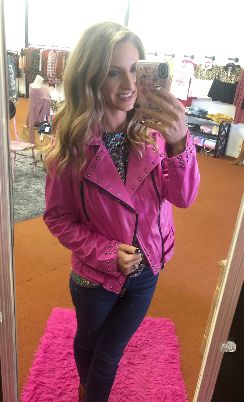 The Barbie Bomber Jacket - West Avenue