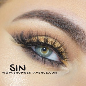 Reign Lashes Style Sin - West Avenue