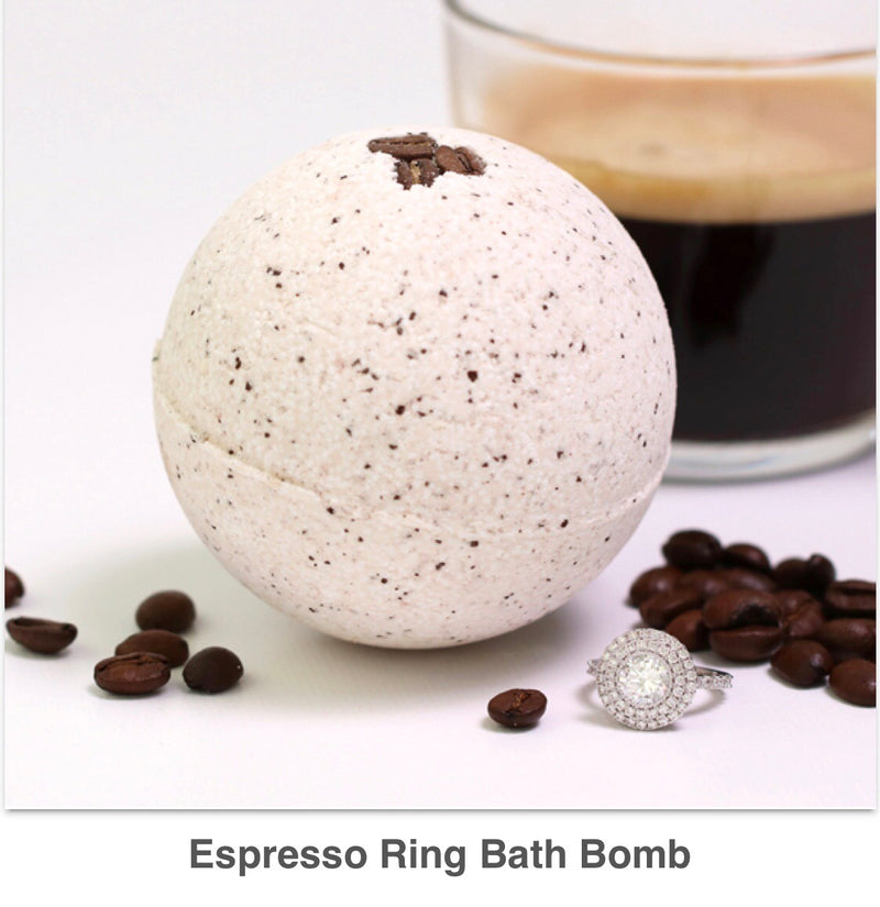 Expresso Ring Bath Bomb - West Avenue