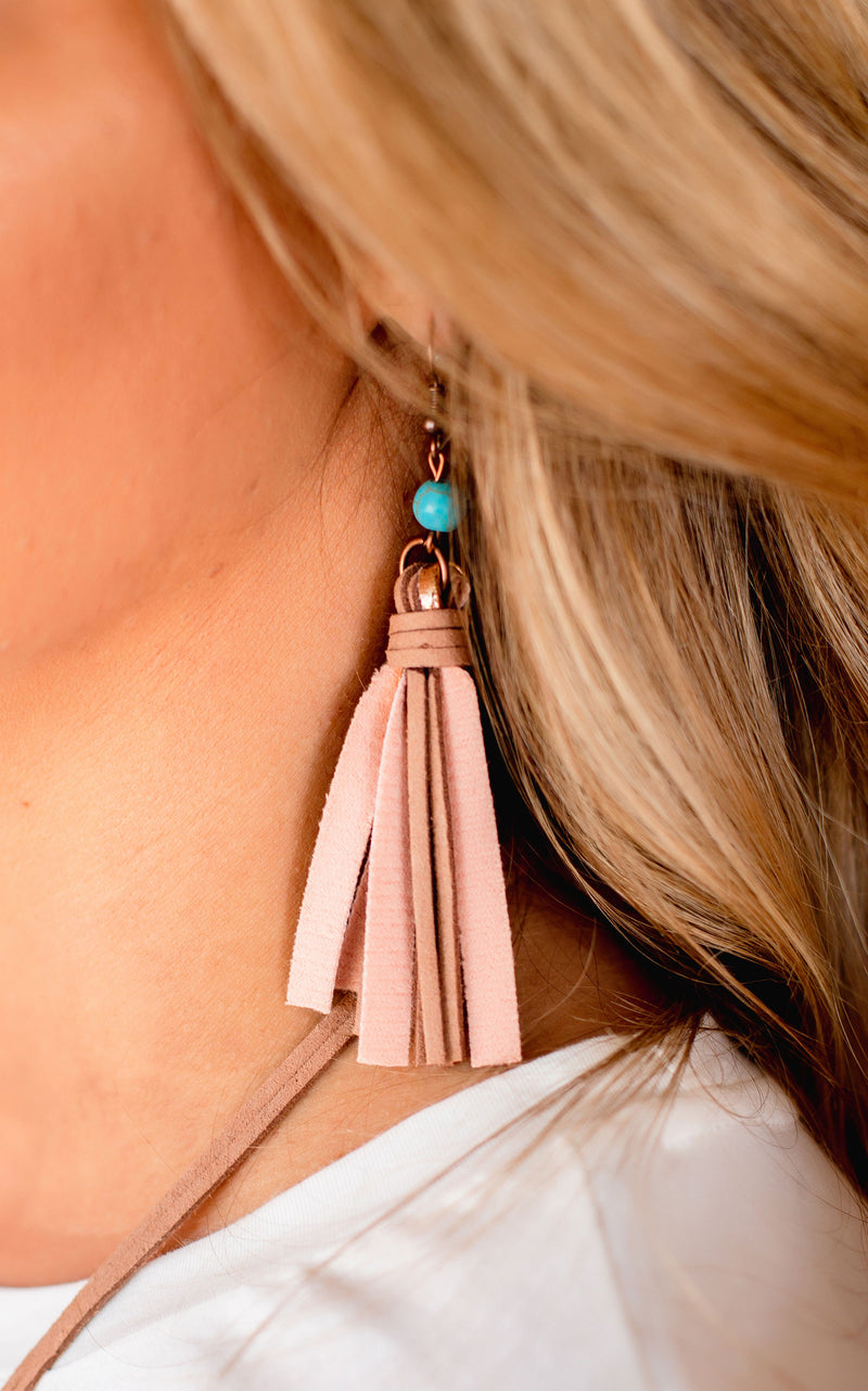 Tassel Earrings - West Avenue