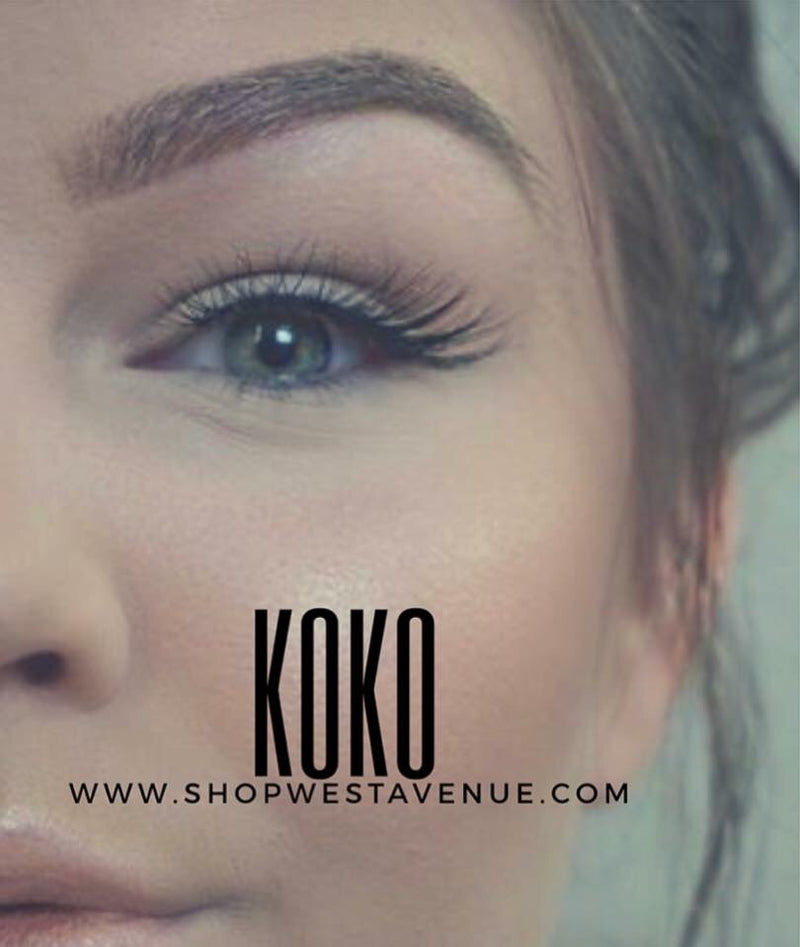 Koko Lashes - West Avenue