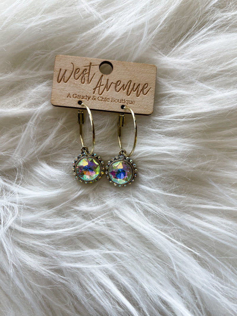 The Gruene Earrings