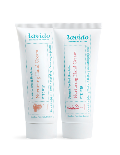 Nurturing Hand Cream Duo